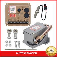 Diesel Generator Governor Electric Actuator Esd5500e Speed Controller Sensor