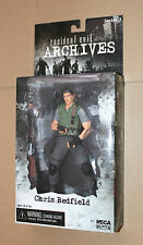 Resident evil Archives Series Action Figure Figur Neca Chris Redfield