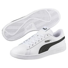 PUMA White Athletic Shoes for Men for