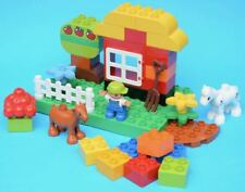 LEGO 10517 - My First Garden - DUPLO - 2013 - Town / Farm - goat foal