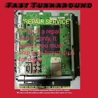 REPAIR SERVICE LG main board 55LV5500-UA EAX63333404