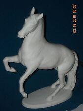 GORGEOUS VINTAGE  WHITE  GOEBEL HORSE FIGURINE!!!