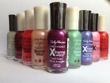 Sally Hansen Hard as Nails Xtreme Wear nail Colour 11.8 ml Various Colours