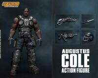 Gears of War 5 Action Figure 1/12 Augustus Cole 16 cm Storm Collectibles