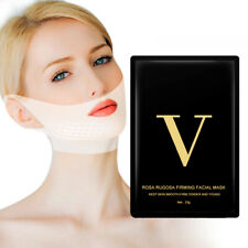 New V Shape Face Mask Slimming Lifting Firming Double Chin Treatment V Line Mask