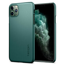 iPhone 11, 11 Pro, 11 Pro Max Case | Spigen® [Thin Fit] Slim Protective Cover