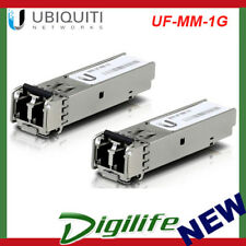 Ubiquiti Networks U Fiber SFP Multi-Mode Fiber Module 1G - 2 Pack UF-MM-1G