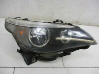 Headlight Right Rhd Right - Hand Drive Halogen E61 BMW 5 (E60) 525D 7165564
