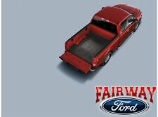 "15 thru 18 F-150 OEM Genuine Ford Heavy Duty Rubber Bed Mat w/ ""F-150"" Logo 5.5'"