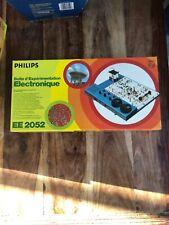 Philips Boite D'experimentation Electronique EE2052