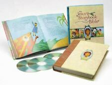 NEW - The Jesus Storybook Bible Deluxe Edition: With CDs