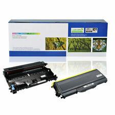 TN360 Toner Cartridge+DR360 Drum For Brother HL-2140 HL-2170W MFC-7340 MFC-7840W