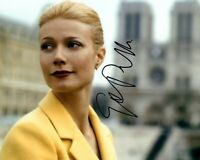 GWYNETH PALTROW signed Autogramm 20x25cm IRON MAN In Person autograph AVENGERS