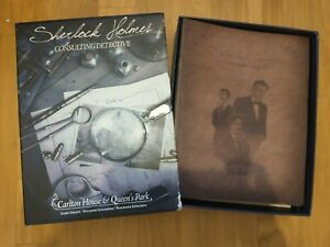 Sherlock Holmes Consulting Detective Carlton House & Queen's Park