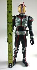 Kamen Rider Faiz 555 Hero Figure Toy 2003 Bandai Japan 6.5 in Masked Faize RARE!