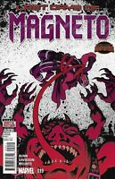 Magneto Comic Issue 19 Modern Age First Print 2015 Cullen Bunn Davidson Mounts
