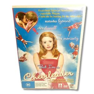 But I'm A Cheerleader - Cult 1999 Lesbian Comedy Natasha Lyonne - Region 4 DVD