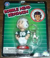 Brand NEW 1999 Official licensed NFL NY JETS Bobblehead Keychain by good stuff