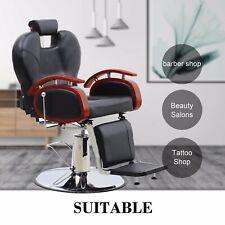 Hydraulic Barber Chair Heavy Duty Salon Spa Beauty Equipment Recline BarberChair