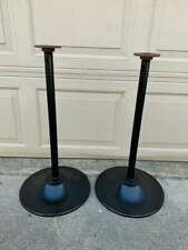 Pair Of Candy Stands Gumball Machine Stand Pipe Stands for Bulk Vending Machine