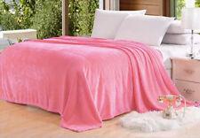 Black Friday Deals Microplush Throw Blanket Rug Plush Fleece Sofa Bed Decor Big