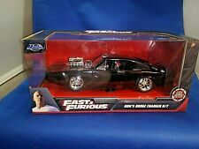 2020 Fast & Furious Dom's Dodge Charger R/T Collector Car Diecast 1:24 Scale
