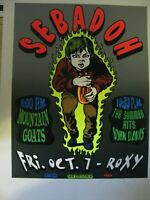 Sebadoh-original USA Poster von TAZ