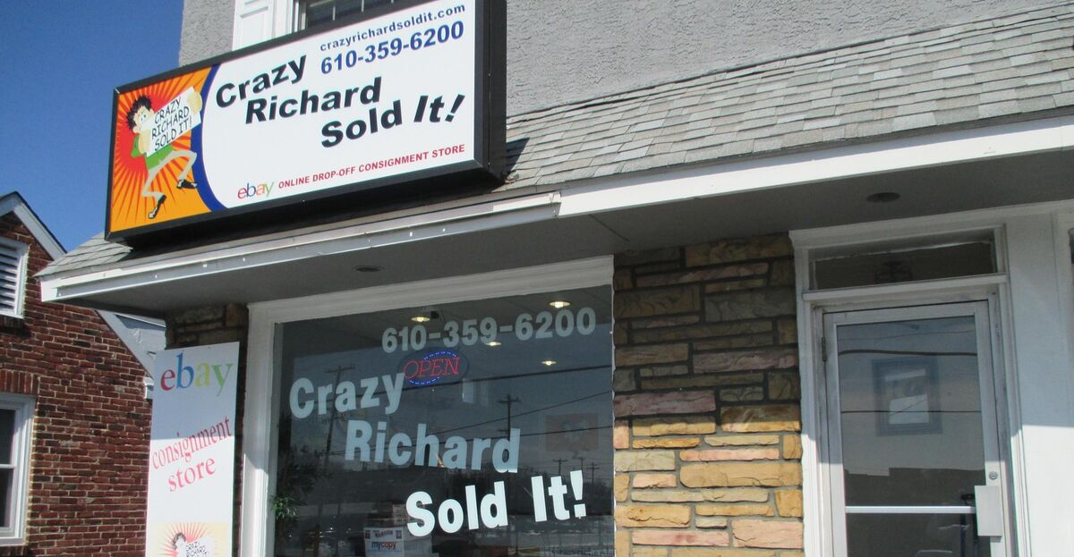 Crazy Richard Sold It
