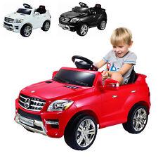 Lizenz Mercedes Benz ML350 Elektro Kinderauto Jeep Kinderfahrzeug +Fernbedienung