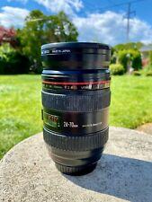 Canon EF 24-70mm f/2.8L USM Telephoto Lens w Hoya UV Filter OG Box FAST Shipping