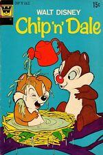 Walt Disney Chip 'n' Dale #16 Whitman Comics Comic Book 1962 Issue VG-F