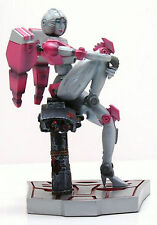 PALISADES TOYS TRANSFORMERS G1 ARCEE RESIN STATUE - FIGUR SEHR SELTEN NEU & OVP