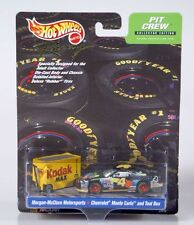 HOT WHEELS PIT CREW COLLECTOR EDITION KODAK MAX #4 IN ORIGINAL PACKAGING