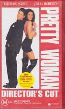 PRETTY WOMAN RICHARD GERE JULIA ROBERTS VHS (directors cut) NEW & SEALED