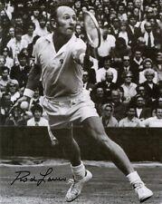 """Rod Laver Signed 8x10"""" Photo Tennis Legend COA Autograph"""