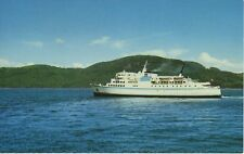 M.V. Queen Of Prince Rupert Ferry, BC Ferries British Columbia Postcard