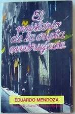 EL MISTERIO DE LA CRIPTA EMBRUJADA - EDUARDO MENDOZA - ED. SEIX BARRAL 1979