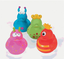 Monster Duck Set of 4   **Free S/H when you buy 6 items from my store:-)