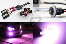 880/881/894 12000K Purple Pink 35W Slim AC Ballast HID Conversion Kit Xenon Bulb
