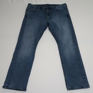 Banana Republic Men's Premium Performance Blue Jeans 34x30 Measures 35x29