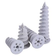 20 Stk 85mm Schneckendübel Dämmstoffdübel Spiraldübel Styropordübel