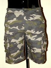 Discount 50% Penn-Rich Bermuda Cargo Fleece Mimetic Short Shorts