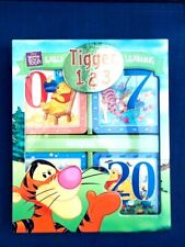 Winnie the pooh Tigger 123 learning game Number learning