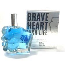 BRAVE HEART HIGH LIFE POUR HOMME  EAU DE TOILETTE 3.4fl oz NEW!!