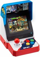 SNK NEO GEO NEOGEO Mini Classic 40th Anniversary Arcade 40 Games included New