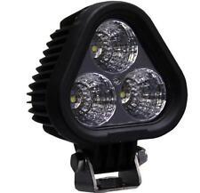 Lazer Star 200301 Discovery 10 Watt Triad LX LED Lights Spot 2001-0873