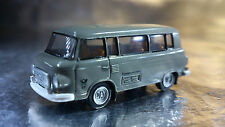 * Herpa 066365  Barkas B 1000 Bus Mail and Tele-Services 1:120 TT Scale