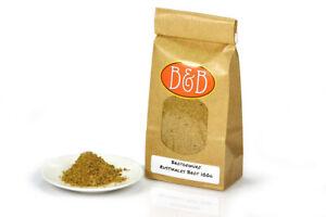 Brotgewürz rustikal gemahlen Gewürz Brot Gewürzmischung B&B backen