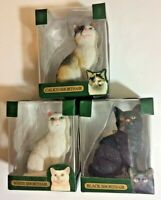 NEW Limited Edition Collector's Series set of 3 ornaments