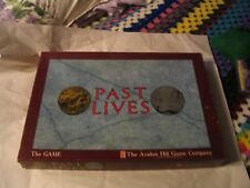 Past Lives 1988 Board Game Hard to find  L00k